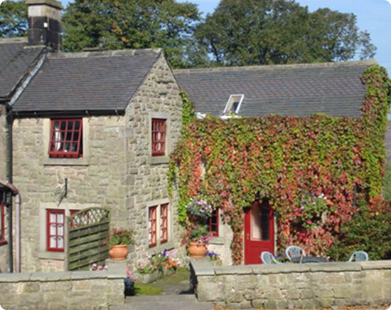Holiday Accommodation - Peak District - Two Gates Cottage