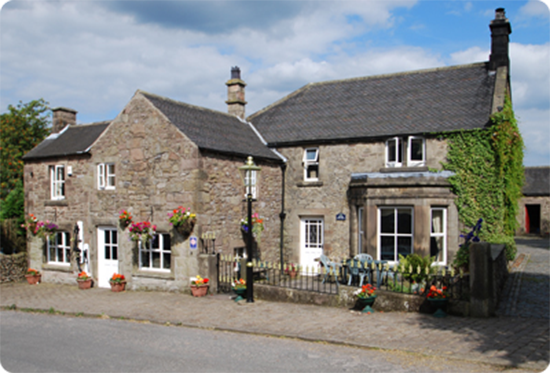 Elton Holidays - bed and breakfast accommodation in Elton, the Peak District