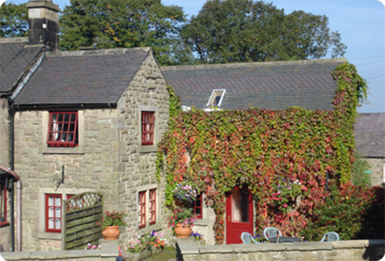 Elton Holidays - self catering accommodation in Elton, the Peak District