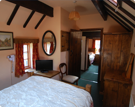 Cottage interior - self catering accommodation in Elton, Derbyshire, Peak District
