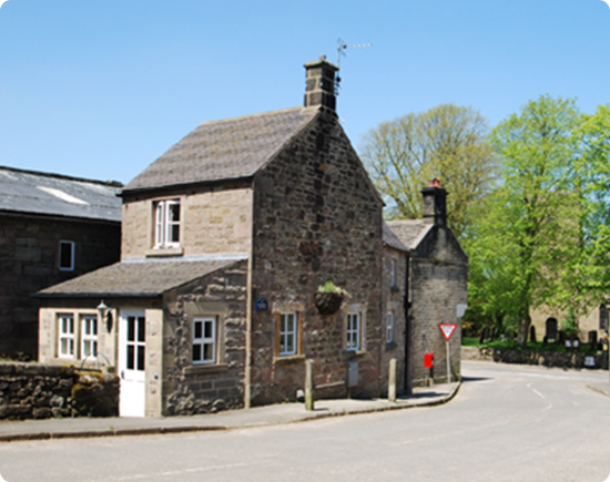 Pepperpot self catering holiday cottage in Elton, Derbyshire, Peak District